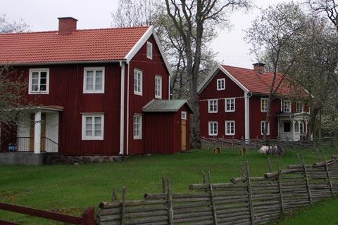 aspemala ferienhaus in schweden smaland schwedeninformationen falunrot. Black Bedroom Furniture Sets. Home Design Ideas